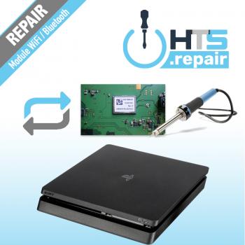 Remplacement du module Wifi/Bluetooth pour PS4 Slim.