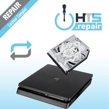 Remplacement lecteur complet PS4 Slim.