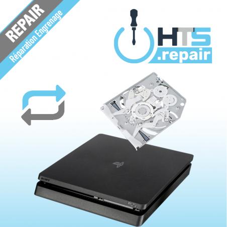 Réparation engrenages PS4 Slim