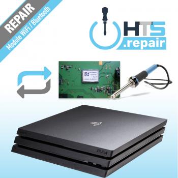 Remplacement module WiFi et Bluetooth PS4 Pro