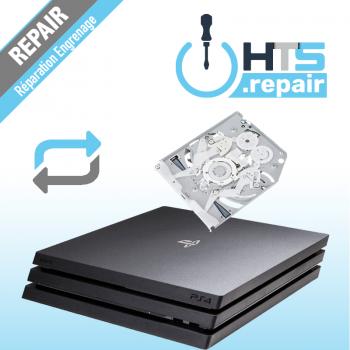 Réparation engrenage lecteur Bluray PS4 Pro
