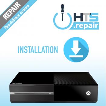 Réinstallation système Xbox One