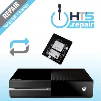 Remplacement module WiFi et Bluetooth Xbox One