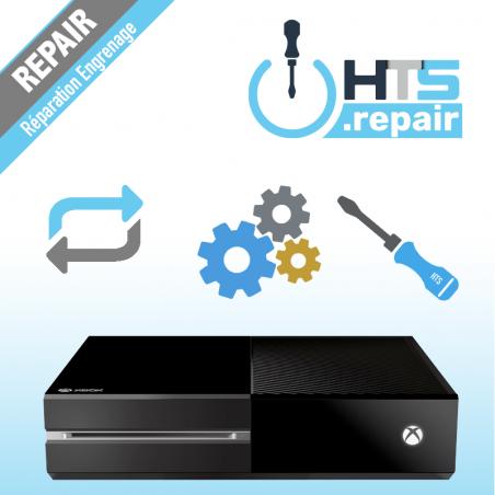 Réparation engrenage lecteur Xbox One