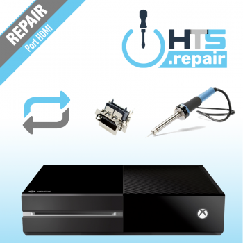 Remplacement port HDMI Xbox One