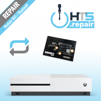 Remplacement module WiFi et Bluetooth Xbox One S