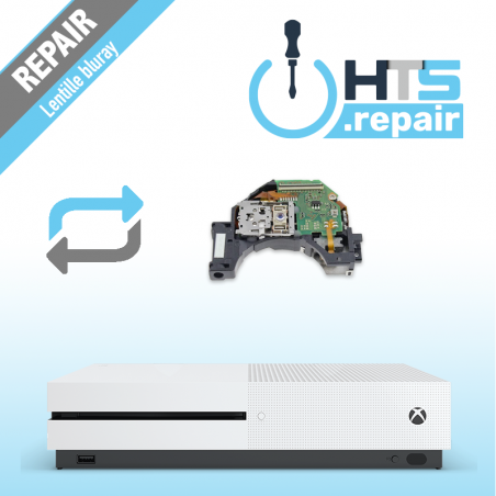 Remplacement lentille Bluray Xbox One S
