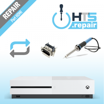 Remplacement port HDMI Xbox One S