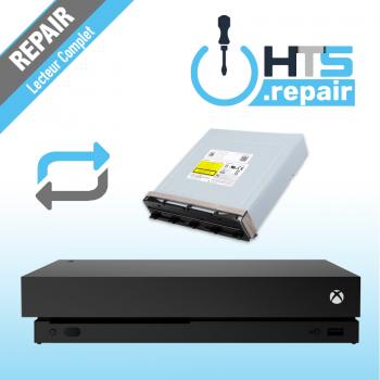 Remplacement lecteur complet Xbox One X