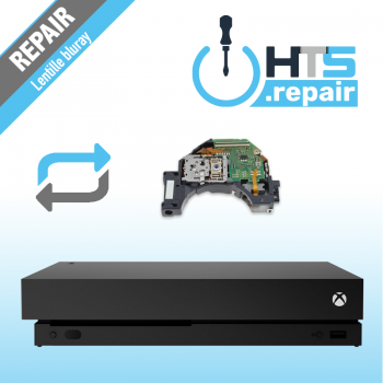 Remplacement lentille Bluray Xbox One X