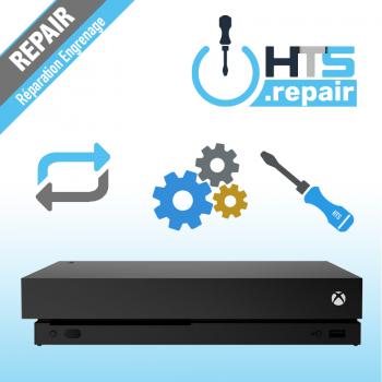 Réparation engrenage lecteur Xbox One X