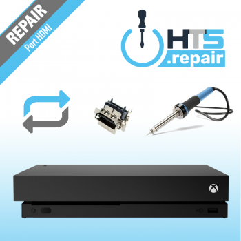 Remplacement port HDMI Xbox One X