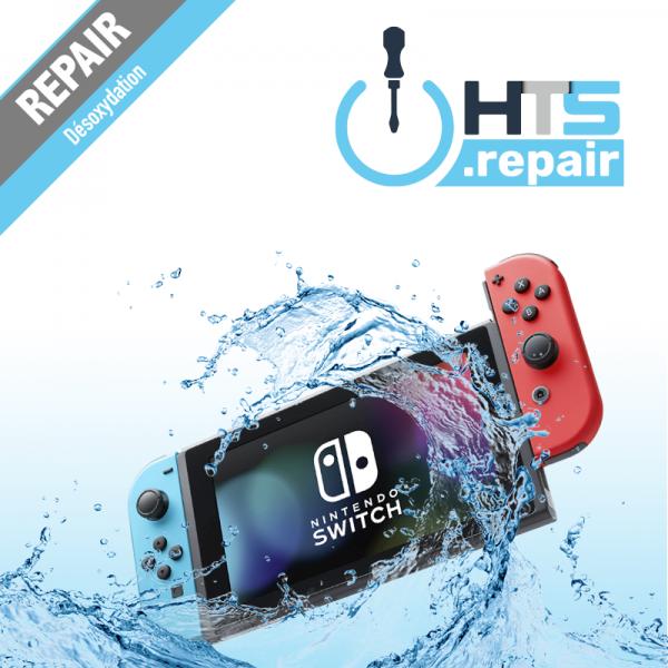 Désoxydation Nintendo Switch