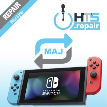Mise à jour système Nintendo Switch