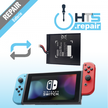 Remplacement batterie Nintendo Switch