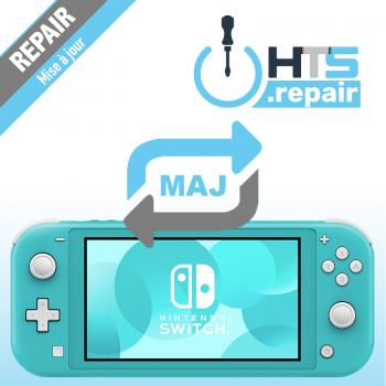 Mise à jour système Nintendo Switch lite