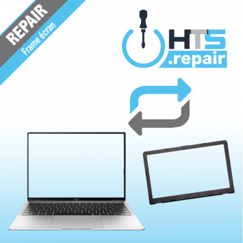 Remplacement frame écran PC portable