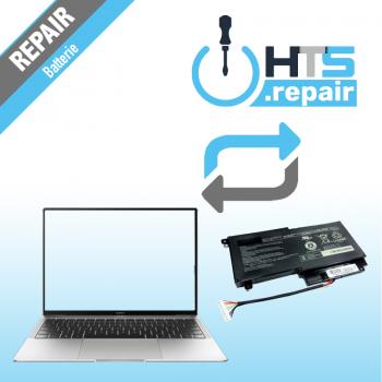 Remplacement batterie PC portable