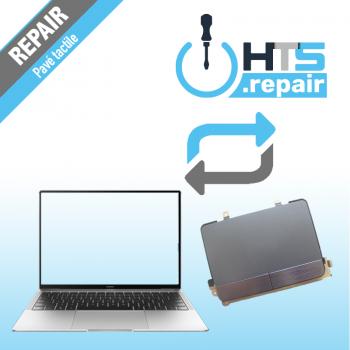 Remplacement pavé tactile/trackpad (souris) PC portable