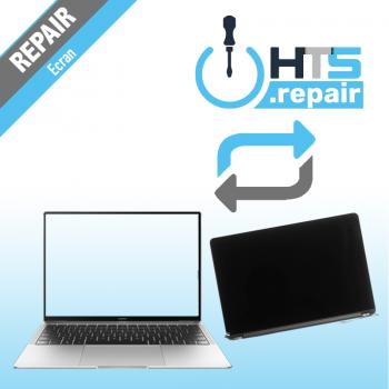 Remplacement écran PC portable