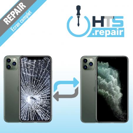 Remplacement écran complet (LCD + Tactile) Apple iPhone 11 Pro Max