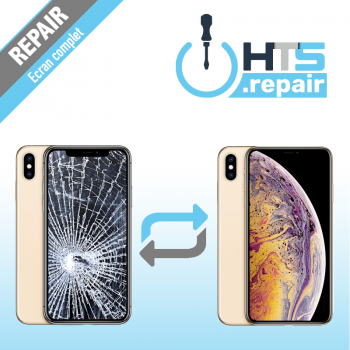 Remplacement écran complet (LCD + Tactile) Apple iPhone XS Max