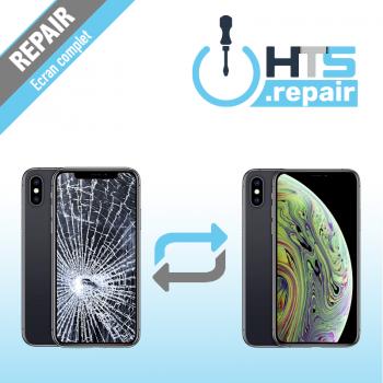 Remplacement écran complet (LCD + Tactile) Apple iPhone XS