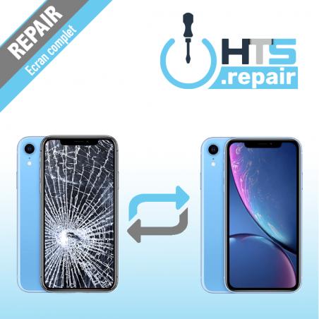 Remplacement écran complet (LCD + Tactile) Apple iPhone XR