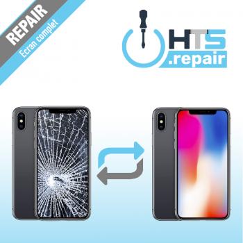 Remplacement écran complet (LCD + Tactile) Apple iPhone X