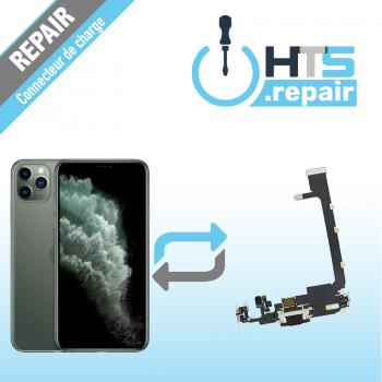 Remplacement connecteur de charge APPLE iPhone 11 Pro Max
