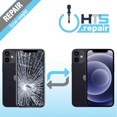 Remplacement écran complet (LCD + Tactile) Apple iPhone 12 mini