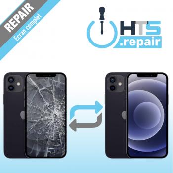 Remplacement écran complet (LCD + Tactile) Apple iPhone 12