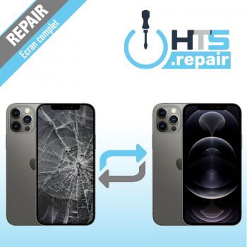 Remplacement écran complet (LCD + Tactile) Apple iPhone 12 Pro