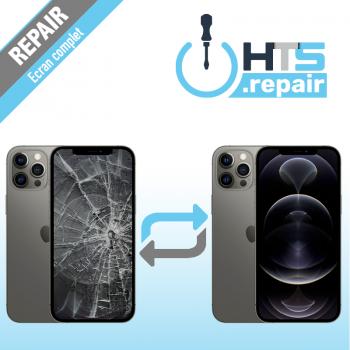 Remplacement écran complet (LCD + Tactile) Apple iPhone 12 Pro Max