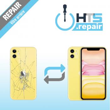 Remplacement vitre arrière APPLE iPhone 11