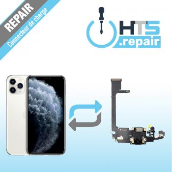 Remplacement connecteur de charge APPLE iPhone 11 Pro