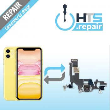 Remplacement connecteur de charge APPLE iPhone 11