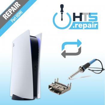 Remplacement port HDMI SONY Playstation 5
