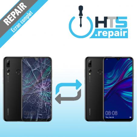Remplacement écran complet (LCD + Tactile) Huawei P Smart+ Noir