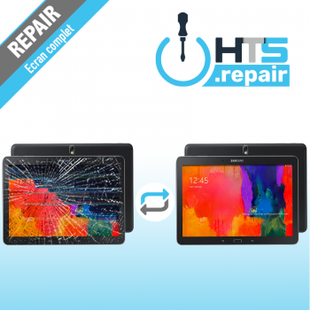 """Remplacement écran complet (LCD + Tactile) SAMSUNG Galaxy Tab Pro 12,2"""" (T900)"""
