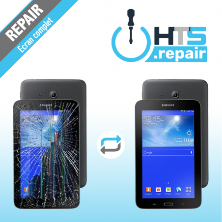 "Remplacement écran complet (LCD + Tactile) SAMSUNG Galaxy Tab 3 lite 7"" (T110/T111/T113)"