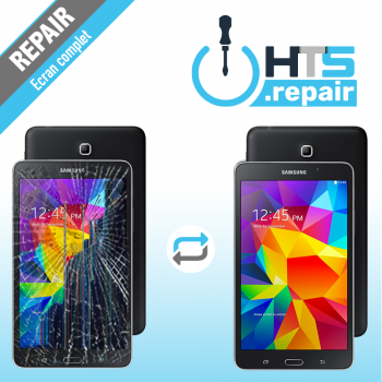 "Remplacement écran LCD SAMSUNG Galaxy Tab 4 7"" (T230/T235)"