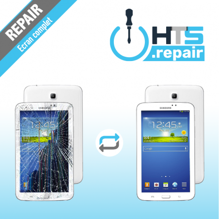 "Remplacement écran LCD SAMSUNG Galaxy Tab 3 7"" (T210/T211)"
