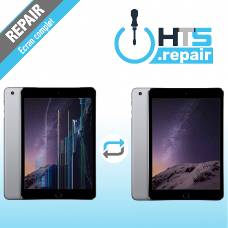Remplacement écran LCD APPLE iPad mini 3 (A1489)