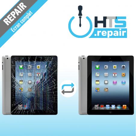 Remplacement écran complet (LCD + Tactile) APPLE iPad 2 (A1395)