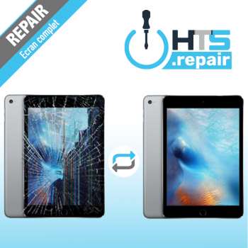 Remplacement écran complet (LCD + Tactile) APPLE iPad mini 4 (A1538)