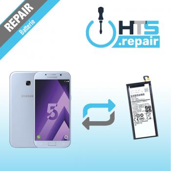 Remplacement batterie d'origine SAMSUNG Galaxy A5 2017 (A520F) bleu