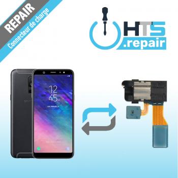 Remplacement connecteur de charge SAMSUNG Galaxy A6+ 2018 (A605F)