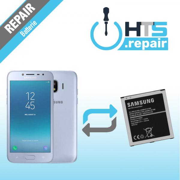 Remplacement batterie d'origine SAMSUNG Galaxy J2 2018 (J250F) argent