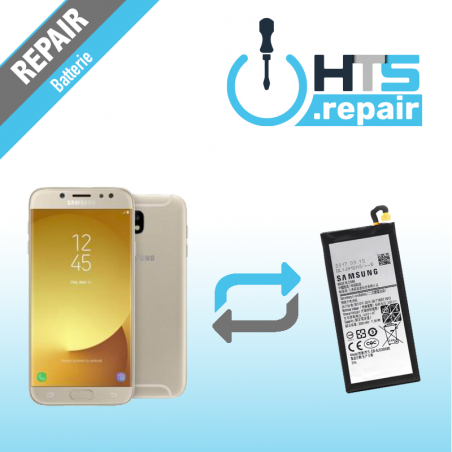 Remplacement batterie d'origine SAMSUNG Galaxy J5 2017 (J530F) or